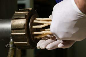 La trafilatura della pasta fresca- I&G