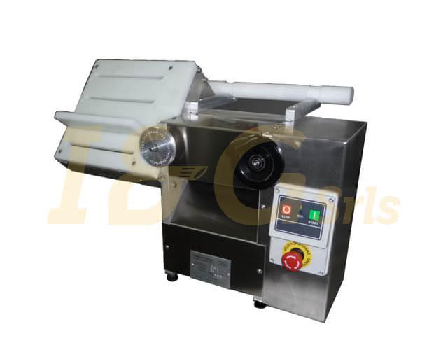 Spianatrice con taglierina macchina per pasta - I&G