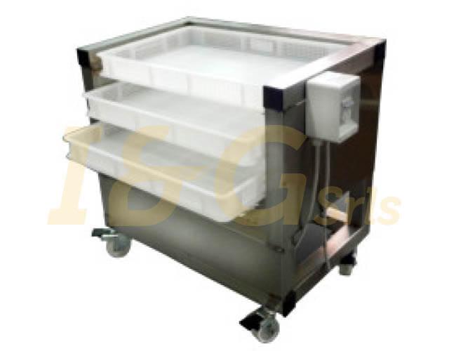 essiccatoio 3 cassetti macchina per pasta - I&G