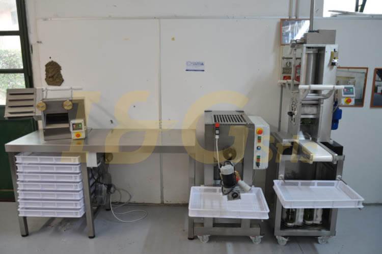 laboratorio per pasta fresca - I&G