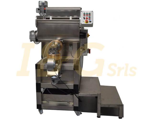 macchina per pasta fresca - pressa per la creazione di tutti i tipi di pasta - IP150 I&G