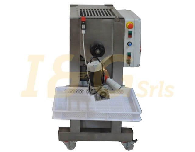 macchina per pasta fresca - pressa per la creazione di tutti i tipi di pasta - IP40 I&G