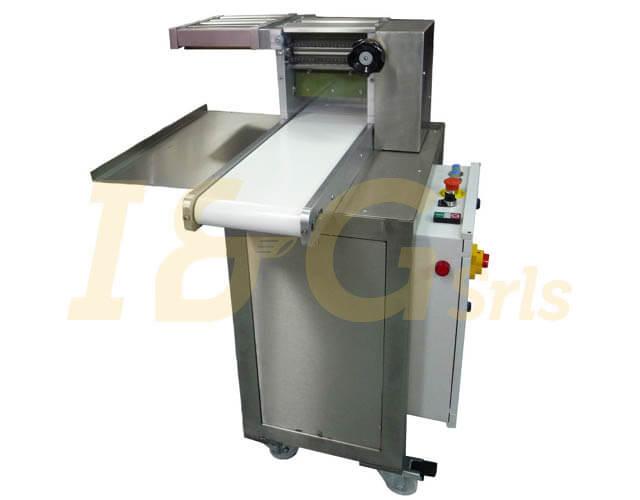 Taglierina con calibratore e taglio automatico macchina per pasta - I&G