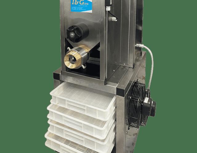 IP20 impastatrice per laboratorio pasta fresca 20kgh