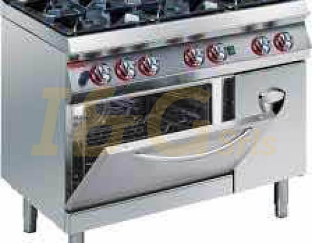 Forno per macchina per pasta fresca - I&G