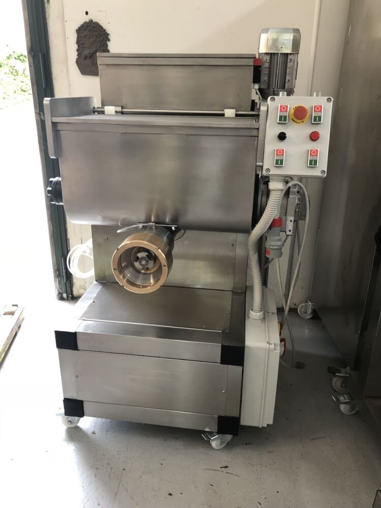 IP 150 pressa pasta fresca usata